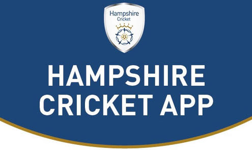 Hampshire Cricket App