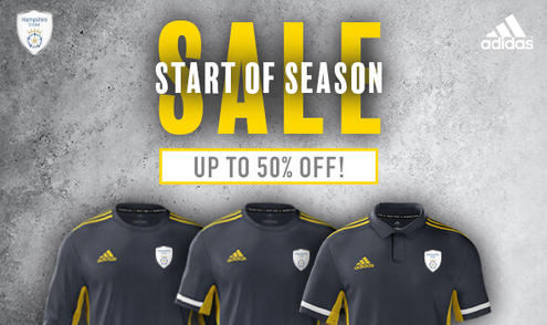 Start of Season Sale