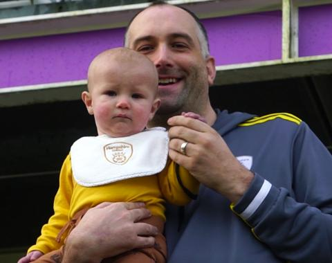 Hampshire's Youngest Ever Member