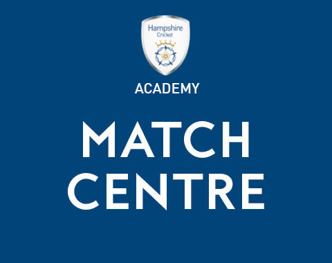 MATCH CENTRE: Hampshire Academy v Surrey Academy